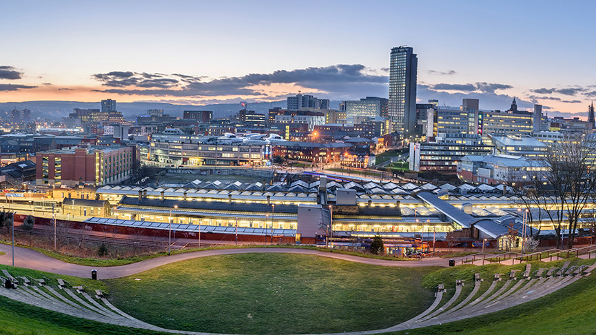 A Better Future Together 25 Year Vision For Sheffield