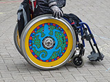 Wheelchair: Live Life project