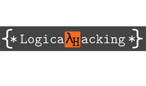 Logical hacking blog logo