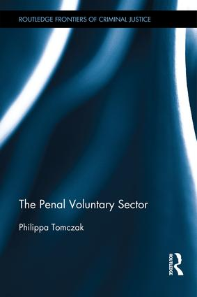 The Penal Voluntary Sector Book Cover