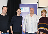 Image of speakers at the Social Policy and Society journal annual lecture