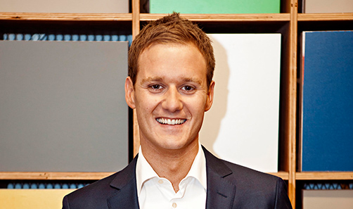 Portrait of Dan Walker