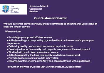 ACS Customer Charter