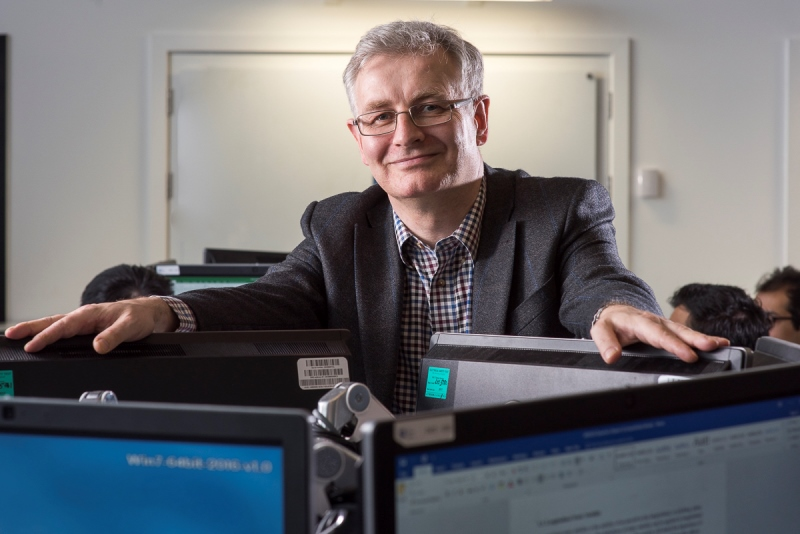 Professor John Clark - Chair in Computer and Information Security