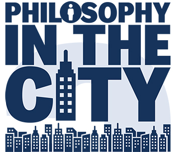 Philosophy in the City logo