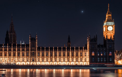 Photo of the House of Parliament
