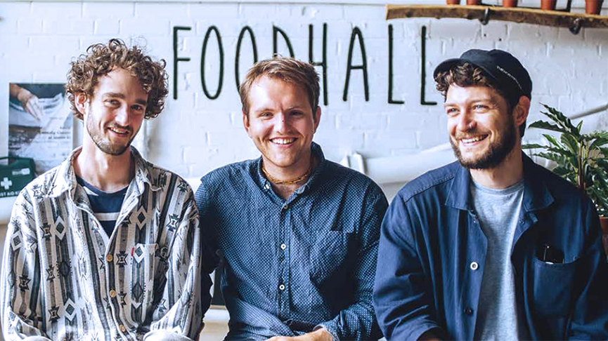 Foodhall founders