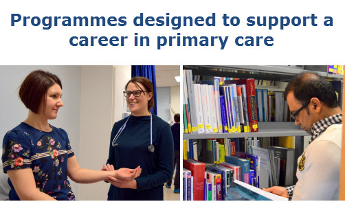 Primary Care Programmes