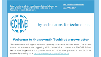 TechNet newsletter May 2017