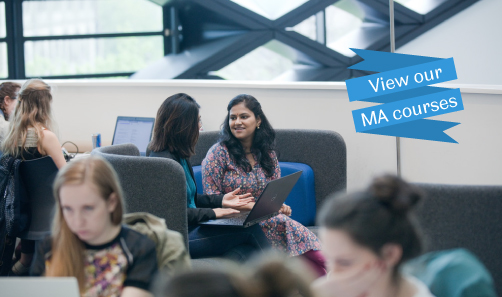 View our range of MA courses