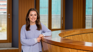 Charlotte D'Ancey on why she chose to study at Sheffield
