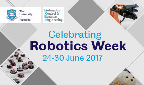 Celebrating Robotics Week