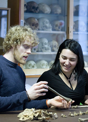Nicoletta Moca, MSc Human Osteology and Funerary Archaeology