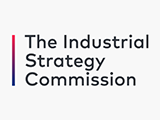 Industrial Strategy Commission logo