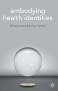 "Cover of book, ""Embodying Health Identities"""