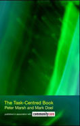 "Cover of book, ""The Task-centred Book"""