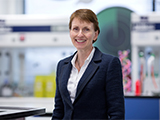 Dr Helen Sharman OBE  (Credit Thomas Angus, College Photographer and Image Manager, Imperial College