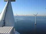 Offshore wind turbines: Siemens press picture