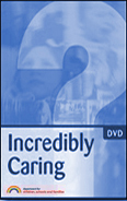 "Cover of DVD, ""Incredibly Caring"""