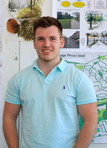 Tobias Edwards, MA Landscape Architecture