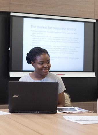 Emmanuella Wallace, Legal Practice Course (MA Legal Practice)