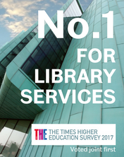 No1 for library services