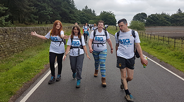 Big Walk 2017 Redmires