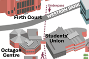 Campus Map Icon