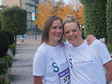 university team runners at the sheffield 10k