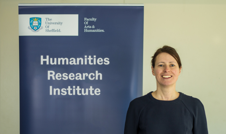 Professor Nikki Dibben, Director of the HRI