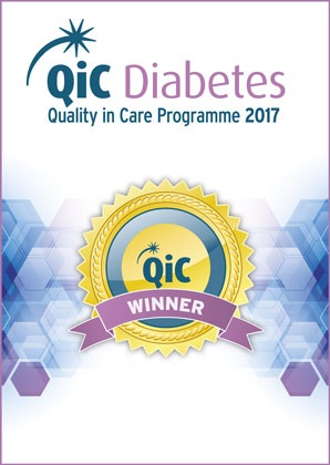 Quality in Care (QiC) Diabetes Award