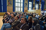 Delegates at the Iraqi Student and research Conference 2017