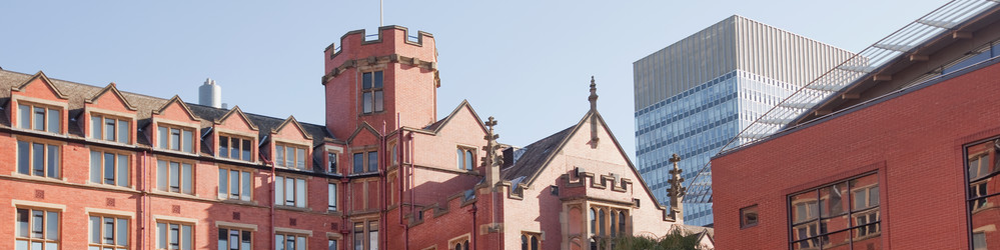Firth Court banner