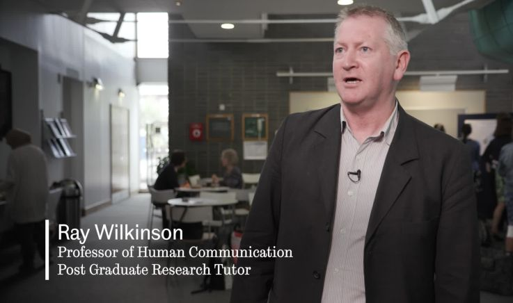 Prof Ray Wilkinson