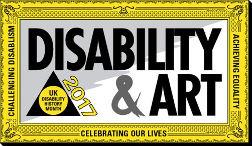 Disability History Month 2017