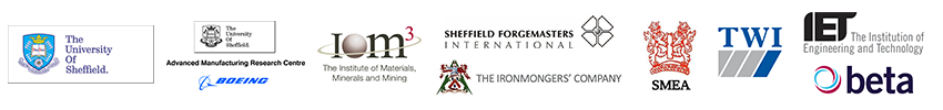 Logos of the sponsors of the Annual Hatfield Lecture