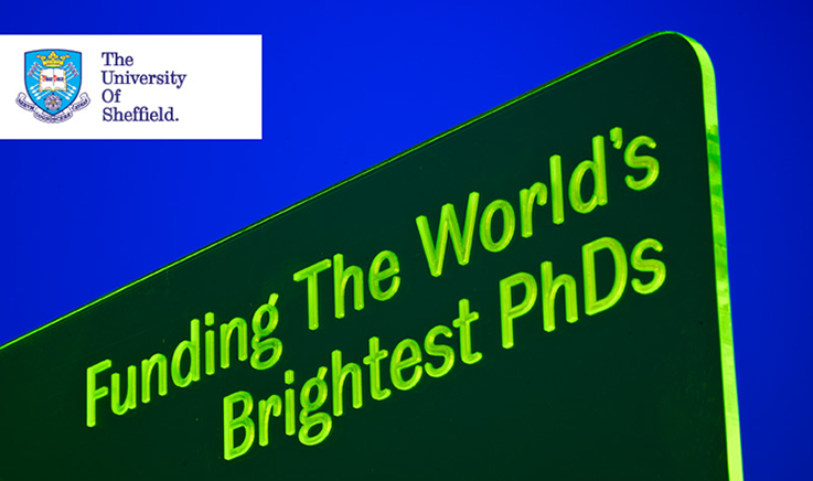 Image with text 'Funding the World's Brighest PhDs'