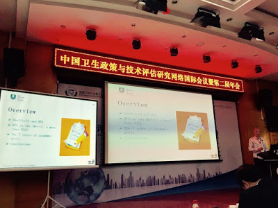 Simon Dixon guest lecture in China