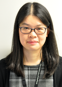 Photograph of Ruth Wong