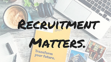 Recruitment matters