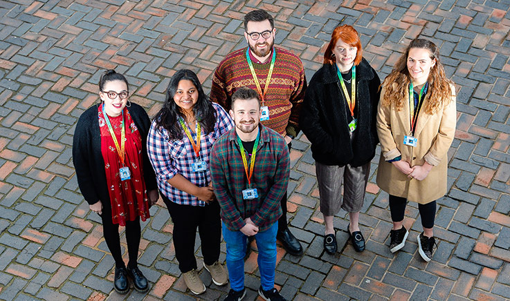 Stonewall: group of University of Sheffield staff