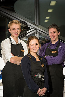 iForge - Dr Pete Mylon, Amy McLauchlan and Will Proud
