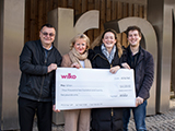 Wilko staff raise £4,225 for MND research at SITraN