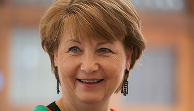 Professor Angela Gallop