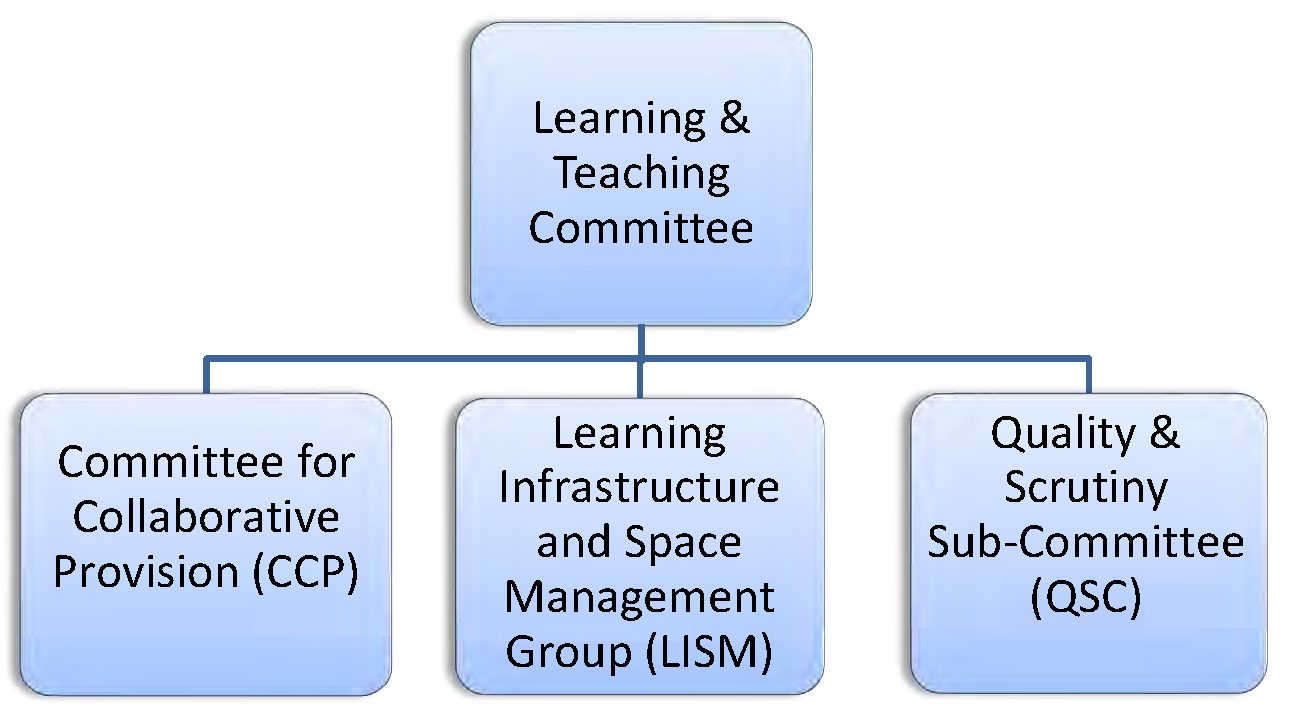 Learning & Teaching Committee Structure 2017-18