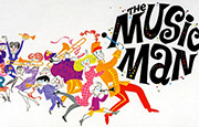 Music Man graphic