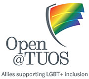 Open@TUoS Logo for email signature
