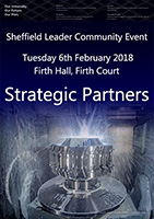 Strategic Partners poster