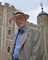 Diarmaid MacCulloch. Credit: Chris Gibbions