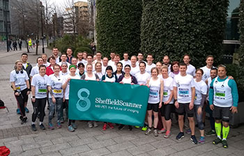 Sheffield Scanner Team Photo